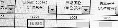 公积金同城不同单位差距达141倍 超上限尚无罚则