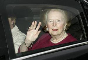 沈旭辉:撒切尔夫人与英国最后的大国外交