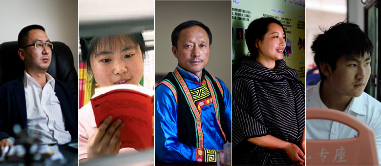 汶川五年:被改变的生命轨迹