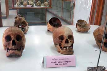 """走访泰国曼谷""""非主流""""的死尸博物馆图片"""
