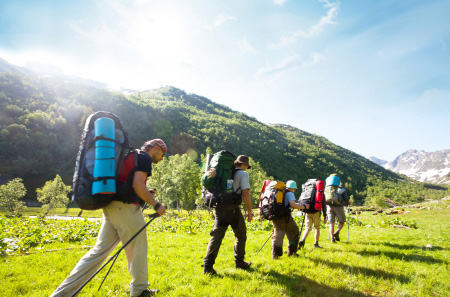 做个快乐的低碳旅行达人!