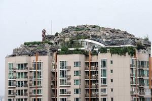 北京楼顶别墅业主承诺15日内拆除违建