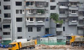 """""""钉子户""""有两套政策性住房?"""