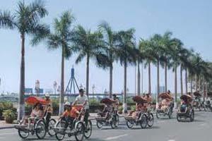 越南岘港:选酒店也是学问