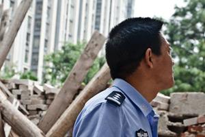 北京一警察遭强拆:自家都保不了,还能保护老百姓么