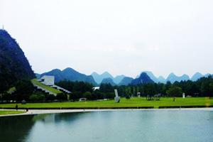 不做桂林的观光客