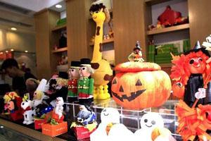香港万圣节商场活动全攻略