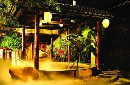 冬季恩物 看看广东人喜欢去的温泉