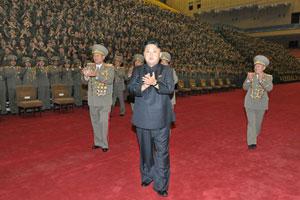 外媒称金正恩未会晤蒙古国总统 外交首秀或在中国