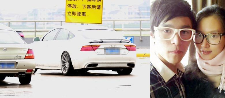孙杨又惹祸!无证驾驶载女友看病撞公交