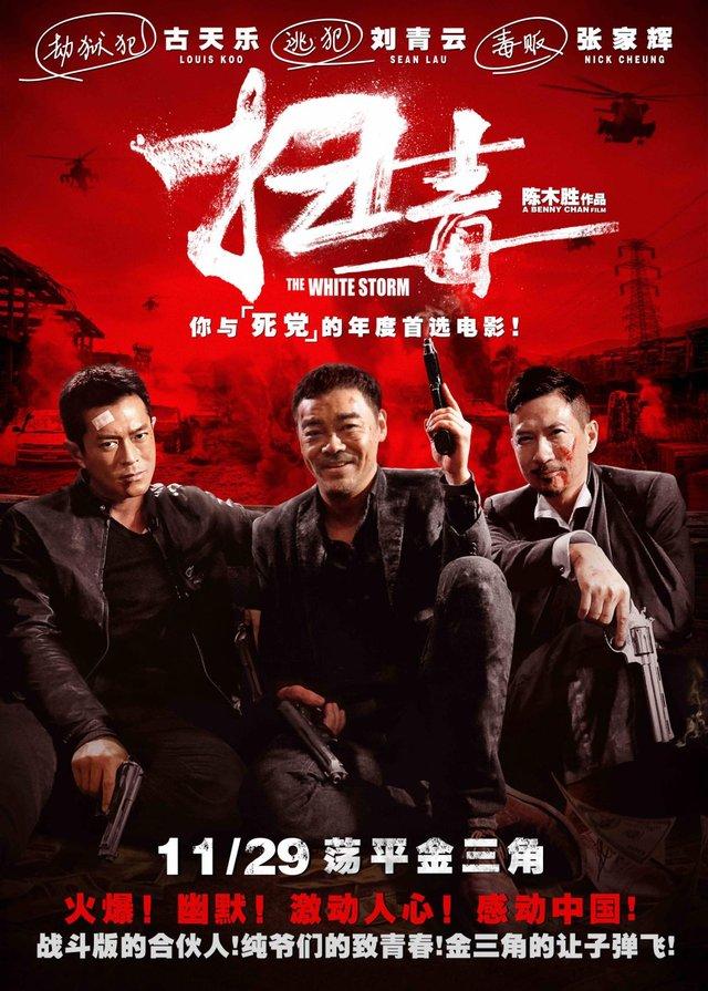 2013年国产6.8分动作犯罪片《扫毒》BD国粤双语中字迅雷下载