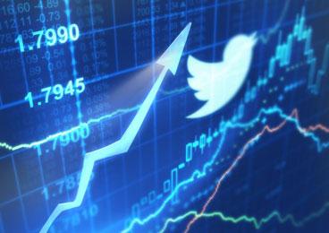 Twitter上市首日大涨72% 市值达244亿美元