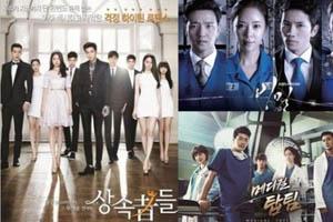 韩剧大热 《继承者们》《秘密》收视上升