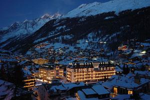 探访那些冬日顶级滑雪酒店
