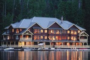 盘点世界上最棒的水上酒店
