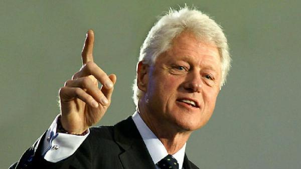 克林顿受访称从未否认自己曾抽大麻(图)