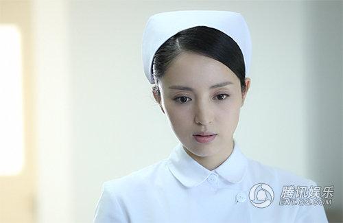 造型养眼塑最美女护士