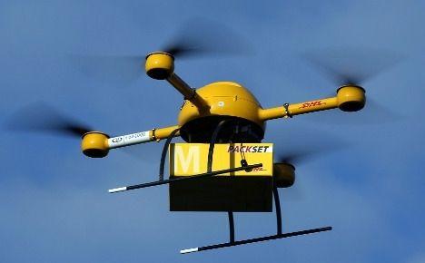 DHL进军无人机送快递服务