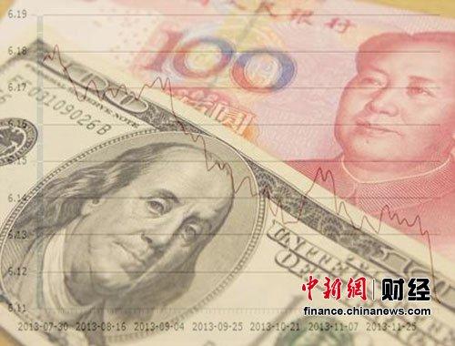 人民币汇率四创新高 专家称若破6不利中国经济