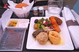 最好吃的航空公司飞机餐TOP6