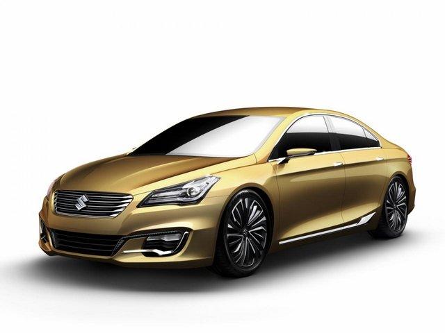 铃木紧凑级概念车将于明年国产