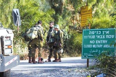 黎巴嫩狙击手射杀以色列士兵 开枪原因不明