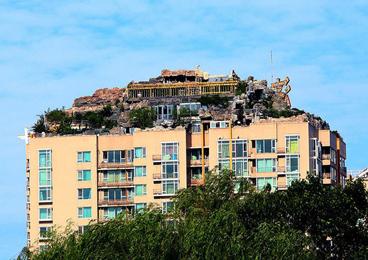 北京最牛违建:主体结构被拆除 渣土清运至明年