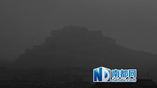 西藏环保厅:拉萨浮尘天气与环境污染无关