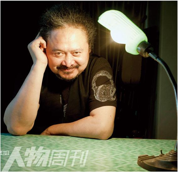 导演张元:社会很不公平 年轻人应该愤怒一点
