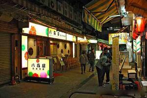 香港的美食在红磡