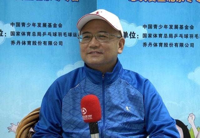 乔丹体育副总经理黄涛:我们的慈善无关生意
