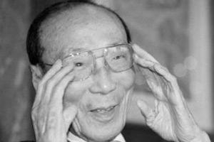邵逸夫爵士在家中安详离世 享年107岁