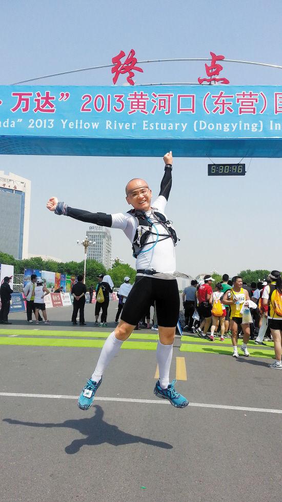 安慧:跑马拉松量力而行