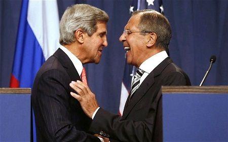 俄外长呼吁勿外部介入叙问题 美国促叙总统下台