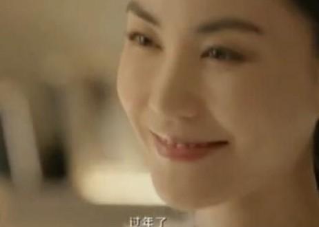 王菲新广告似面瘫 揭整容半成品女星