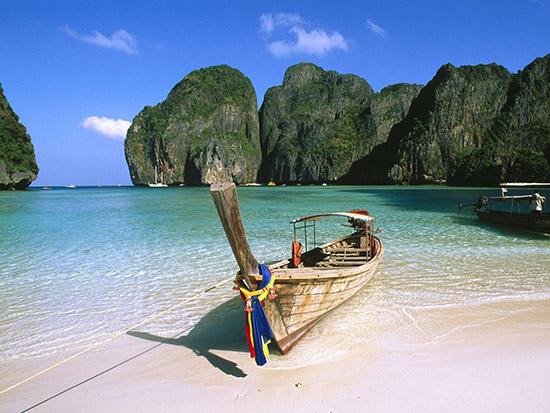 泰国普吉岛 邂逅异国他乡的情调