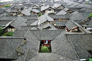 欣赏古城 从建筑与文化开始