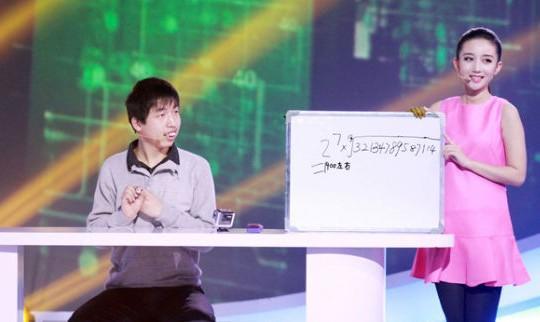 2013娱乐圈打假:中国雨人引质疑 李亚鹏涉公益敛财