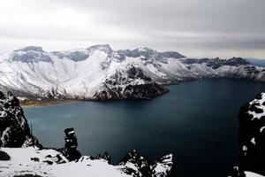 隐居长白山,冰雪中有温暖世界