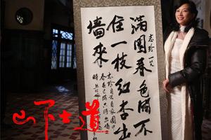 《道士下山》开机 陈凯歌赠林志玲:红杏出墙