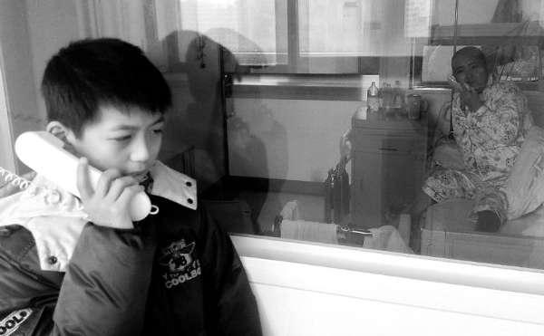 河北邯郸11岁男孩2次献髓救母:我要给妈妈一次生命