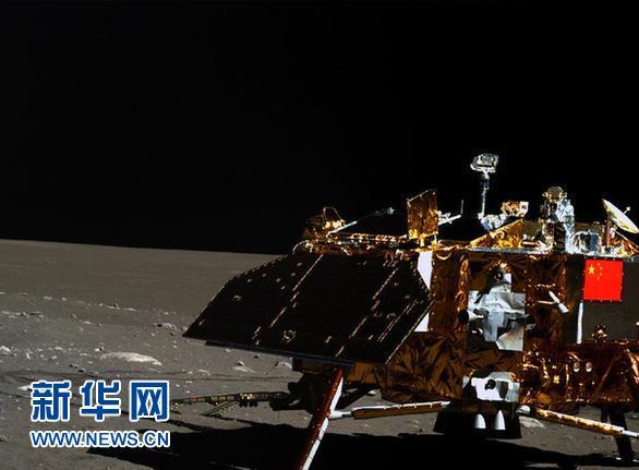 嫦娥三号进入第三次月夜休眠(组图)