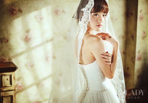 准新娘必学:5招选到经济型高品位婚纱