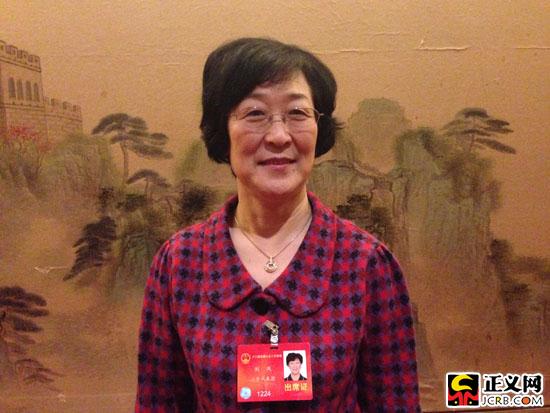 刘凤代表:发展新媒体反腐不能忽视传统举报方式