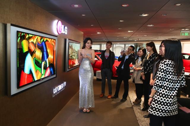 """LG""""画廊""""OLED电视中国上市 下半年布局4K"""
