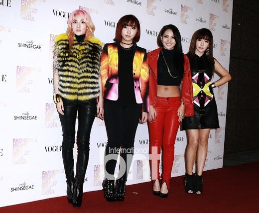 2NE1即将做客《柳熙烈的写真簿》 18日录影