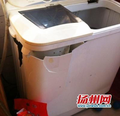 洗衣机爆炸谁担责?律师:消费者受伤责任将倒置(图)