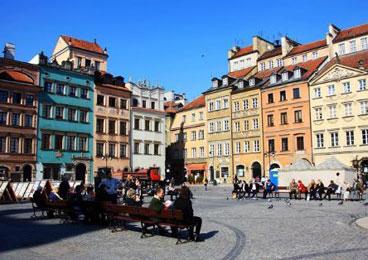 华沙,历史与现代的融合