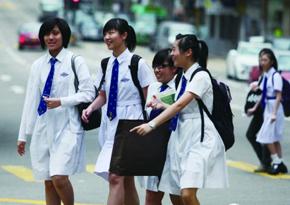 为入学走后门 香港不兴这一套