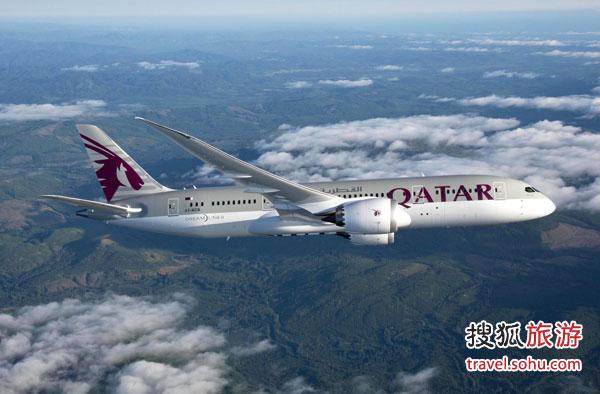 卡塔尔航空将采用波音787客机执飞南非航线